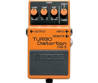 Boss Boss DS-2 Turbo Distortion gitaar effectpedaal