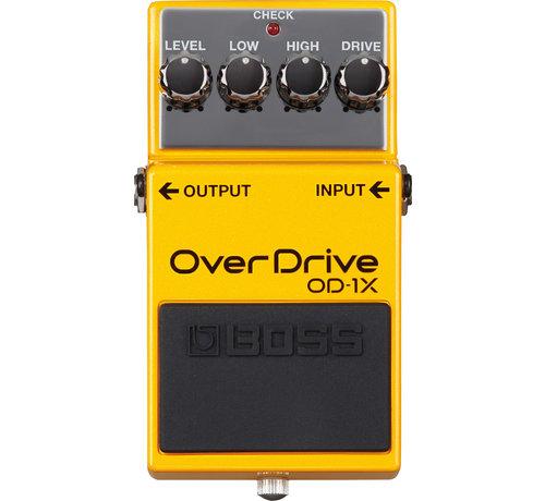 Boss Boss OD-1X Overdrive gitaar effectpedaal