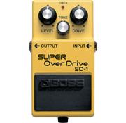 Boss Boss SD-1 Super Overdrive gitaar effectpedaal