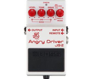 Boss Boss JB-2 Angry Driver gitaar effectpedaal