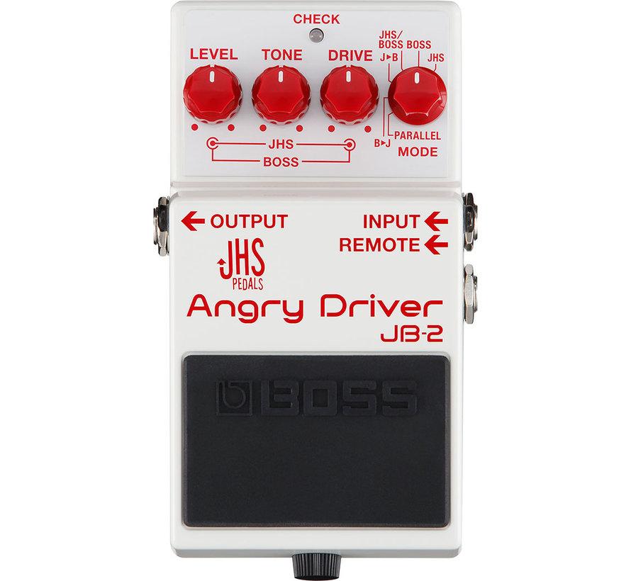 Boss JB-2 Angry Driver gitaar effectpedaal