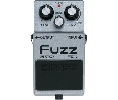 Boss Boss FZ-5 Fuzz gitaar effectpedaal