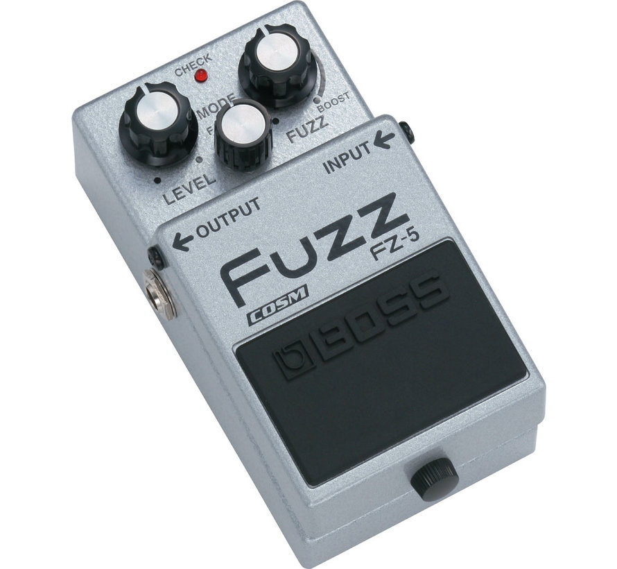Boss FZ-5 Fuzz gitaar effectpedaal