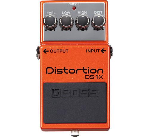 Boss Boss DS-1X Distortion gitaar effectpedaal