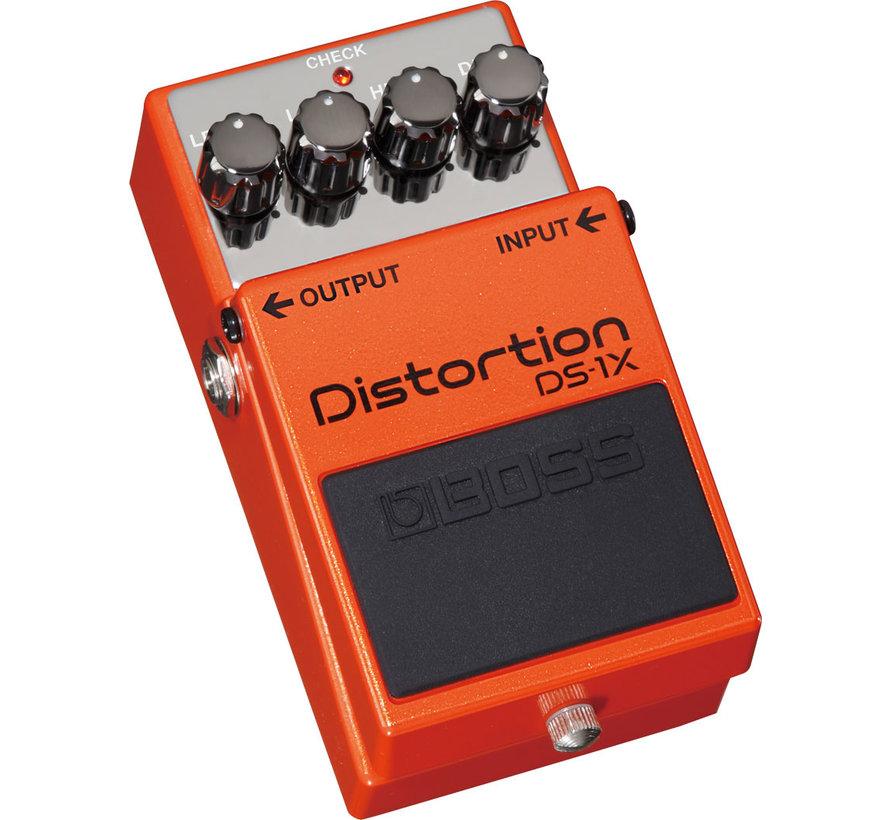 Boss DS-1X Distortion gitaar effectpedaal