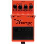 Boss Boss MD-2 Mega Distortion gitaar effectpedaal