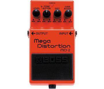 Boss Boss MD-2 Mega Distortion gitaar effectpedaal