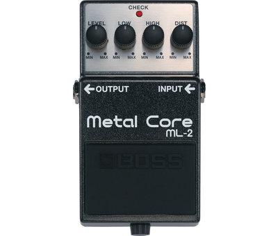 Boss Boss ML-2 Metal Core gitaar effectpedaal
