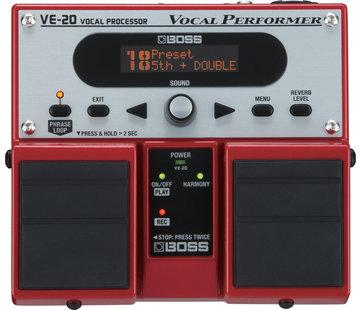 Boss Boss VE-20 Vocal Processor gitaar effectpedaal