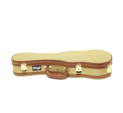 Stagg Stagg GCX-UKS GD Koffer voor Sopraan Ukelele