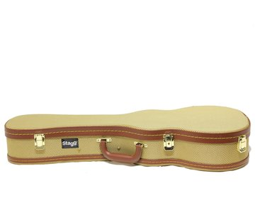 Stagg Stagg GCX-UKT GD Koffer voor Tenor Ukelele