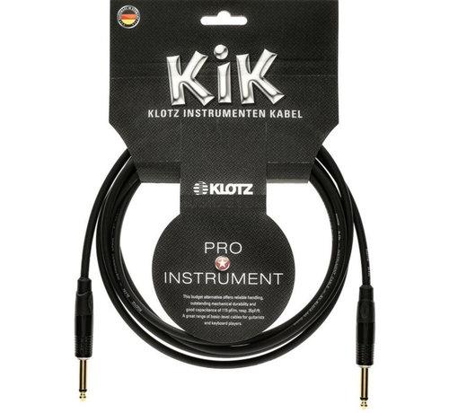 Klotz  Klotz KIK Pro Instrumentkabel - 4,5 meter