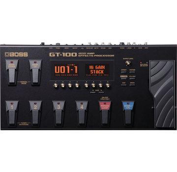Boss Boss GT-100 Effecten Processor - Multi-effect pedaal