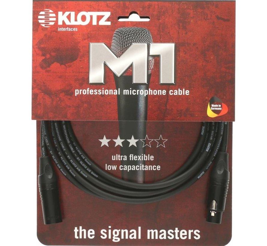 Klotz M1 Microfoonkabel - 5 meter
