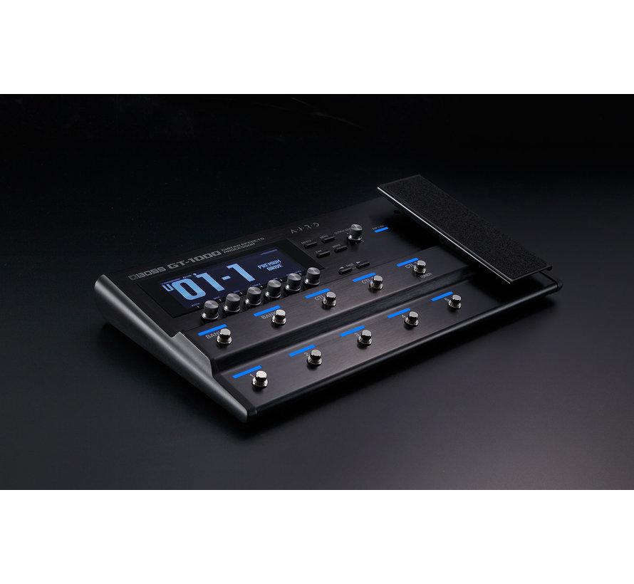 Boss GT-1000 Effecten Processor - Multi-effect pedaal