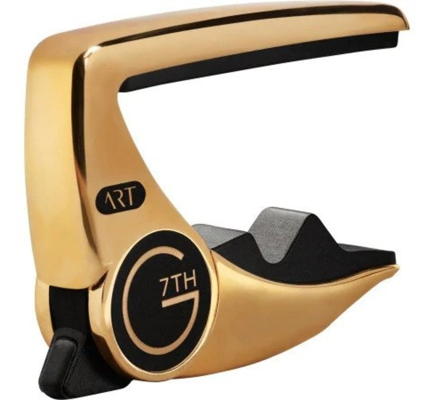 G7th Performance 3 Capo voor Western en Elektrische gitaar