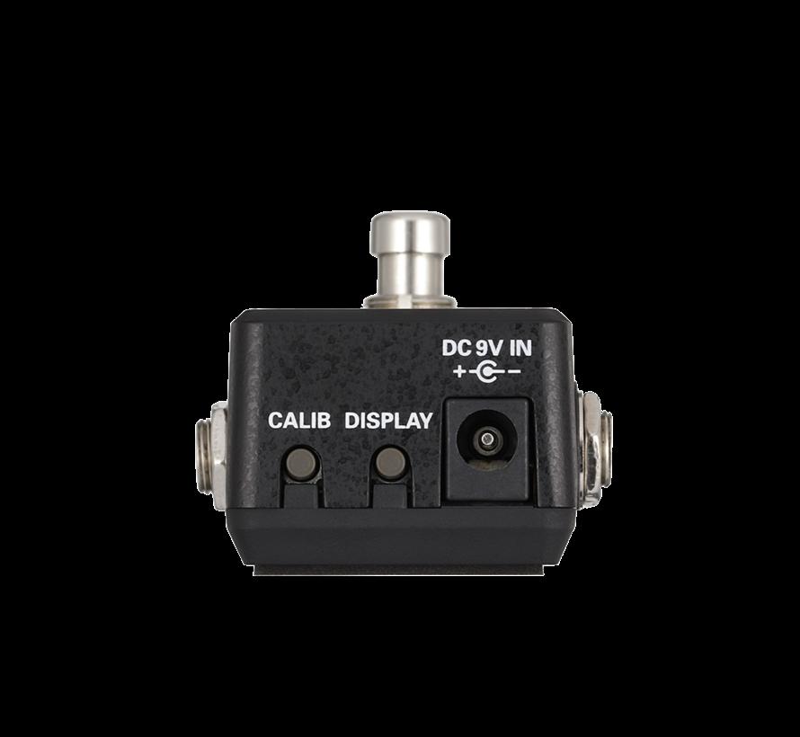 Korg PB-MINI | Pitchblack mini | Pedaltuner | Stemapparaat
