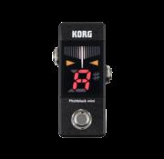 Korg Korg PB-MINI | Pitchblack mini | Pedaltuner | Stemapparaat