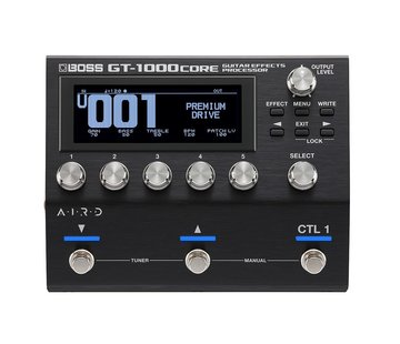 Boss Boss GT-1000 CORE Effecten Processor - Multi-effect pedaal