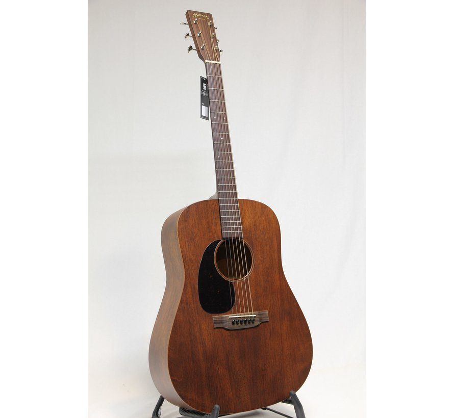 Martin D-15M LH Linkshandig akoestische gitaar