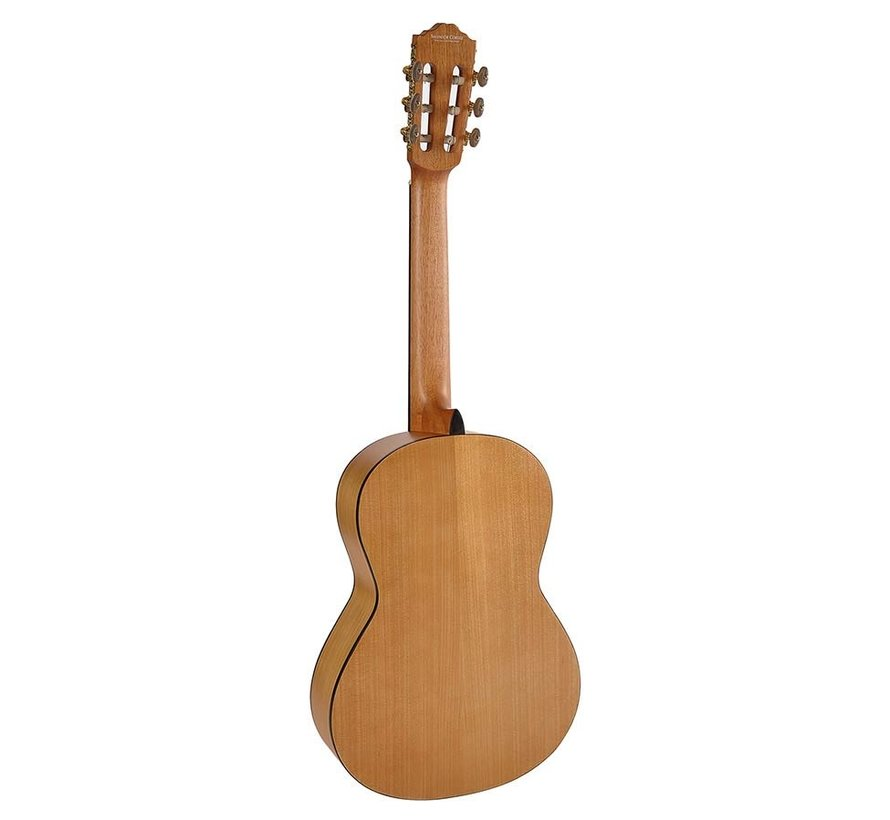 Salvador Cortez CC-06-SN 7/8 model klassieke gitaar