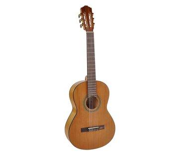 Salvador Cortez Salvador Cortez CC-06-SN 7/8 model klassieke gitaar