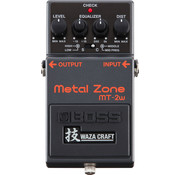 Boss Boss MT-2W Metal Zone Waza gitaar effectpedaal