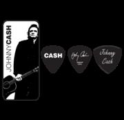 Dunlop Dunlop Johnny Cash plectra doosje + 6 picks | Heavy | JCPT02H