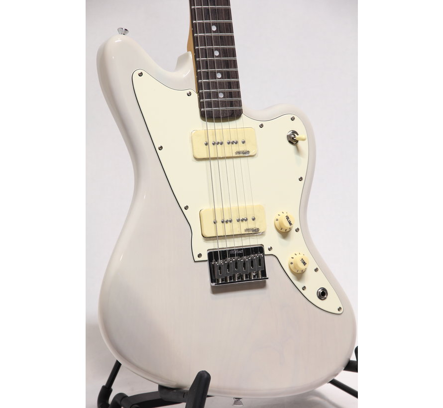 Vintage V65HBLD Blonde Offset elektrische gitaar