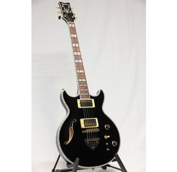 Ibanez Ibanez AR520H-BK semi hollow body elektrische gitaar