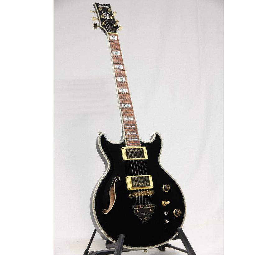 Ibanez AR520H-BK semi hollow body elektrische gitaar