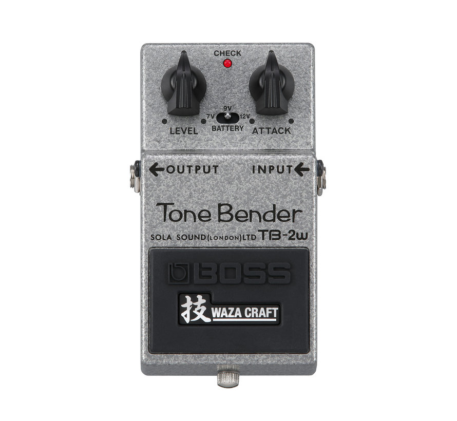 Boss TB-2W Tone Bender Limited Edition