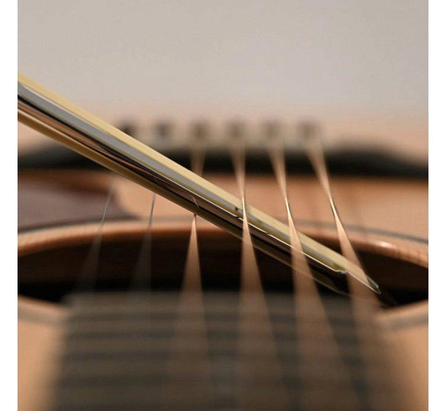 Pickaso Guitar Bow | Ruby Red Abalone Veneer