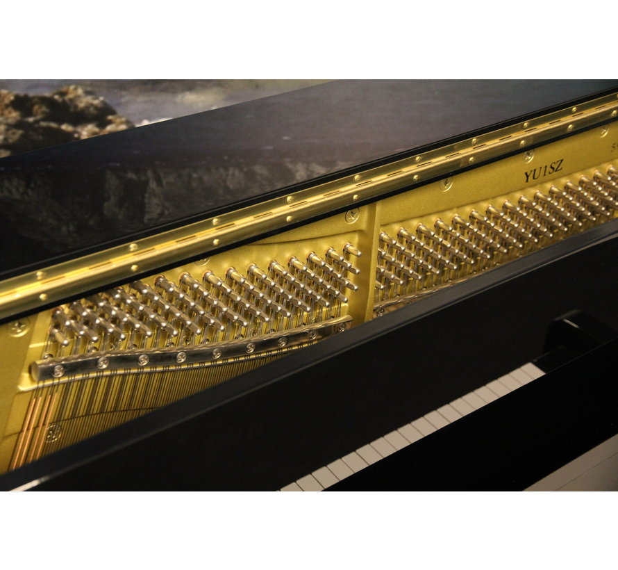 Yamaha YU10SB Silent Piano | Bouwjaar 2002