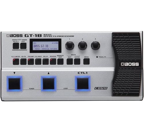 Boss Boss GT-1B Bass Effecten Processor - Multi-effect pedaal