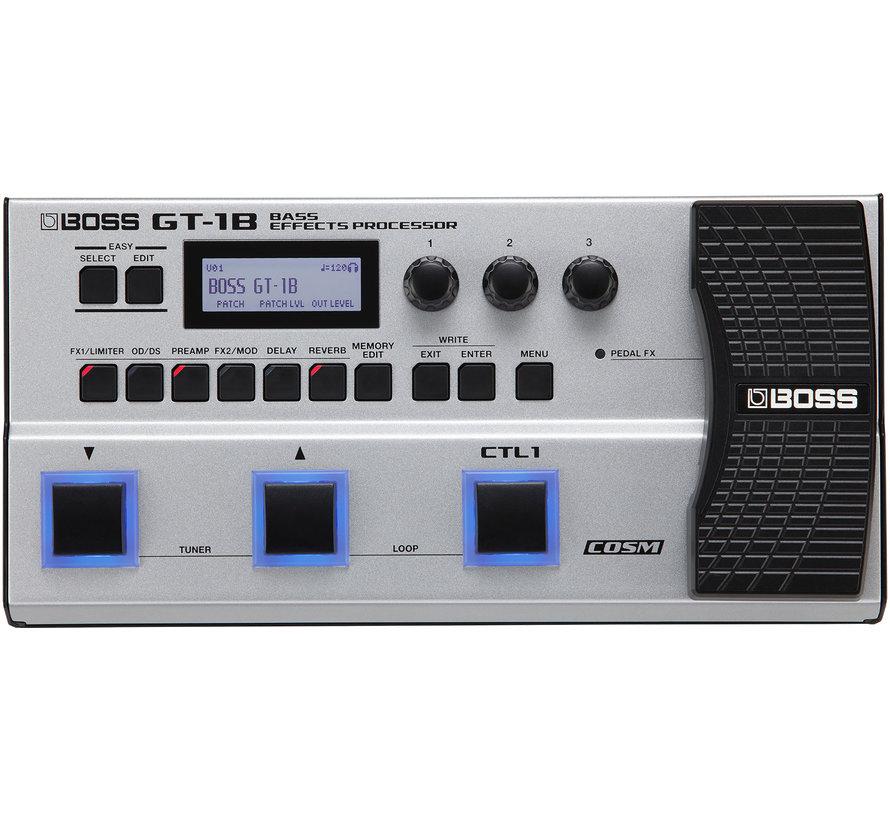 Boss GT-1B Bass Effecten Processor - Multi-effect pedaal