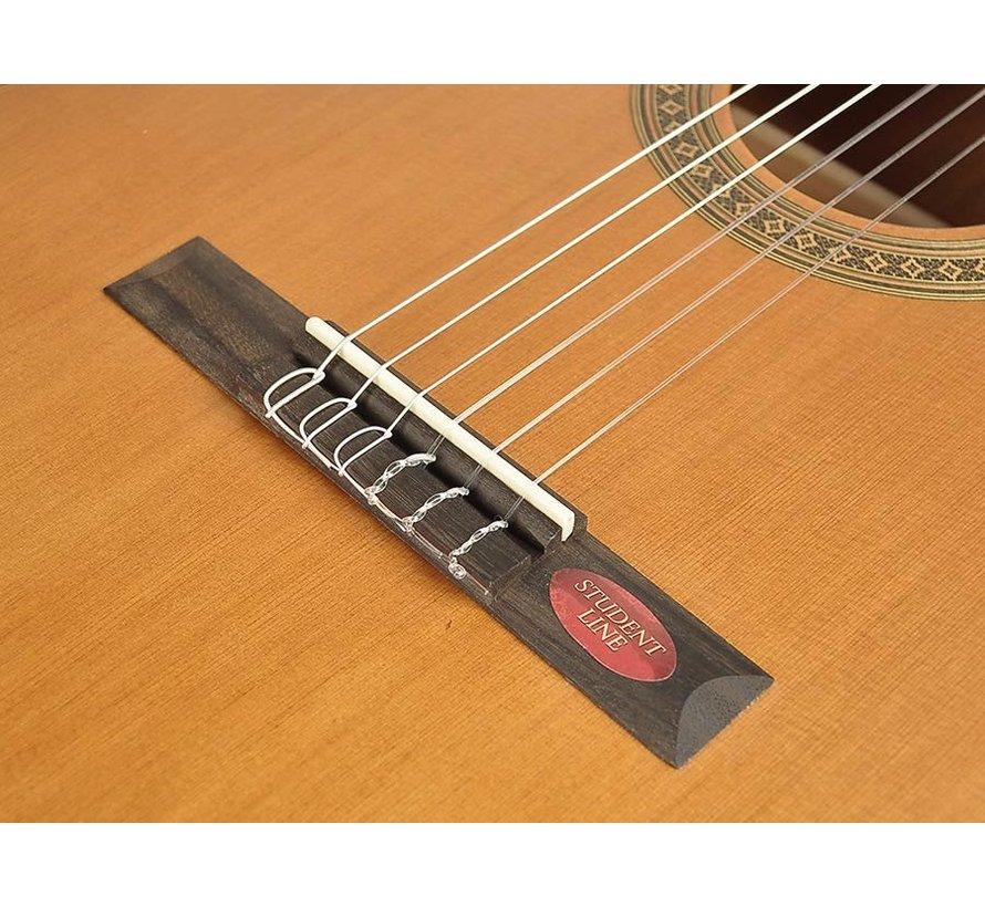 Salvador Cortez CC-06-JR 3/4 model klassieke gitaar | Kindergitaar