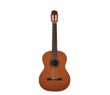 Salvador Cortez Salvador Cortez CC-22-JR klassieke gitaar | Massief houten bovenblad | Kindergitaar