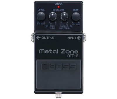 Boss Boss MT-2-3A Metal Zone Limited Edition 30th Anniversary