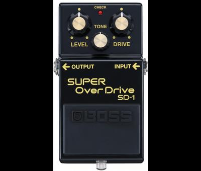 Boss Boss SD-1-4A Super OverDrive 40th Anniversary