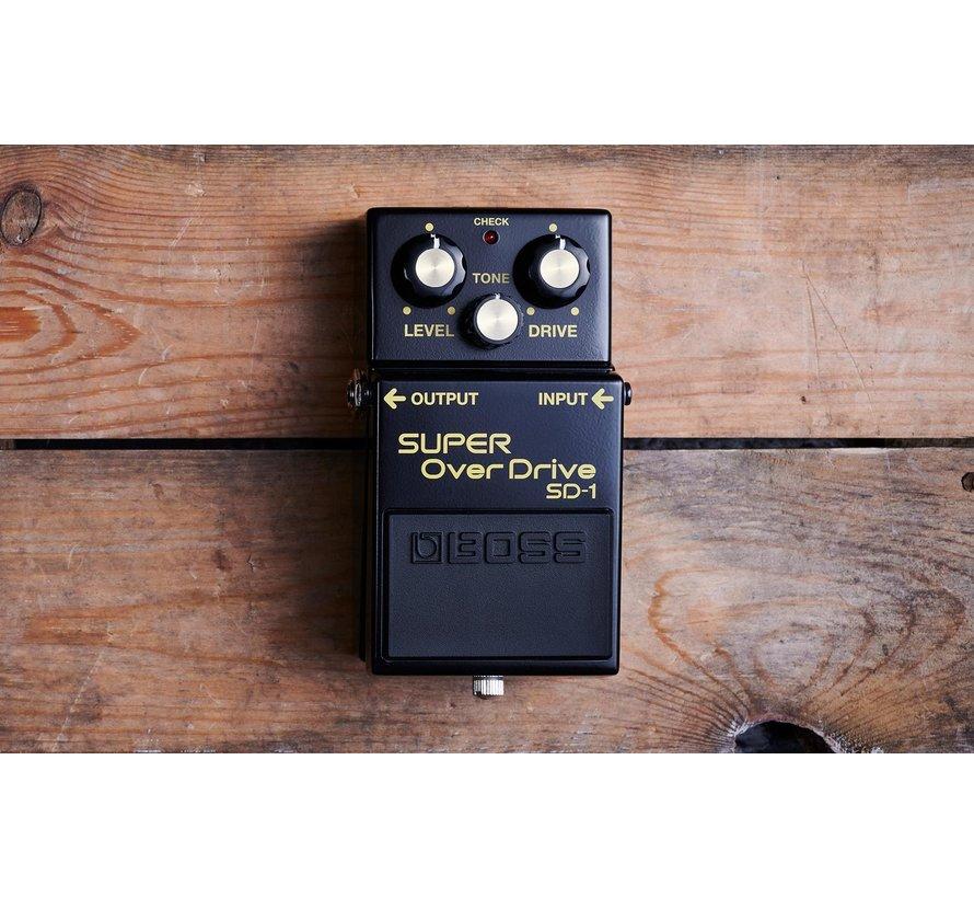 Boss SD-1-4A Super OverDrive 40th Anniversary