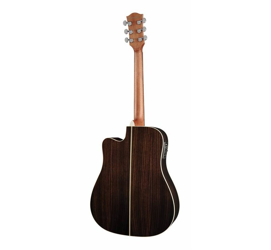 Richwood D-60-CE semi akoestische gitaar