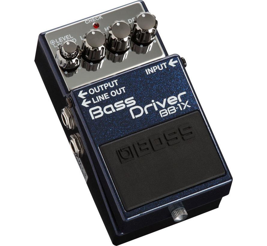 Boss BB-1X BassDriver
