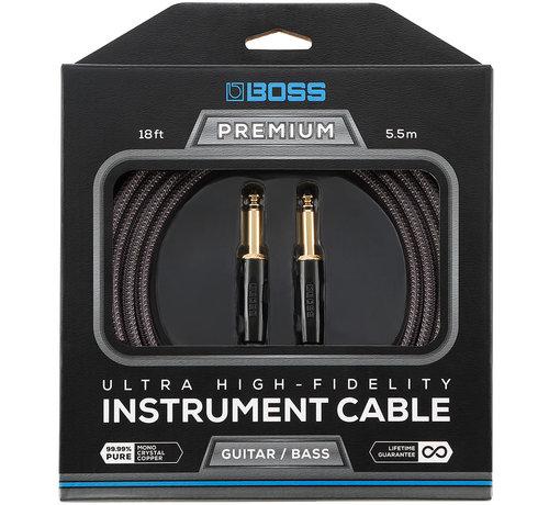 Boss Boss BIC-P10 Premium Instrumentenkabel - 3m