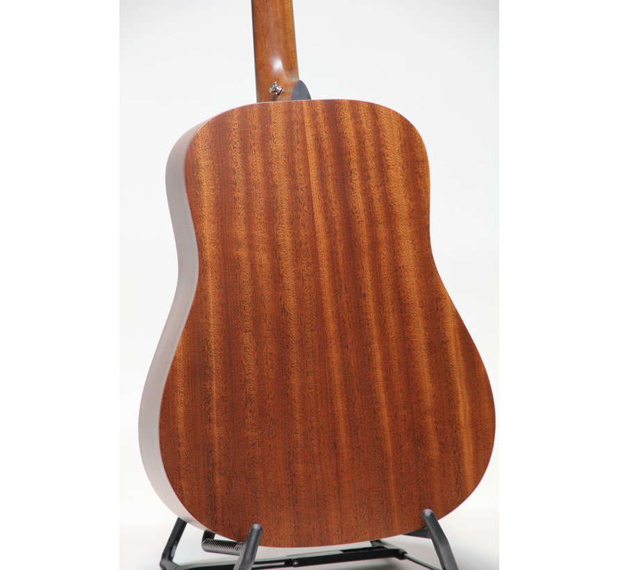 Martin D-10E-02 Sapele | Road Series | Massieve semi akoestische gitaar