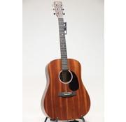 Martin Martin D-10E Sapele | Road Series | Massieve semi akoestische gitaar