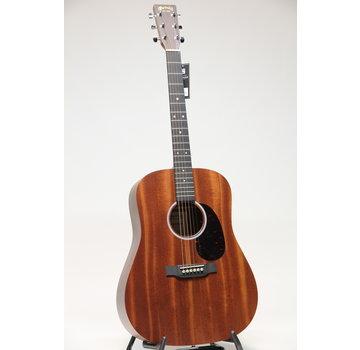 Martin Martin D-10E Sapele   Road Series   Massieve semi akoestische gitaar
