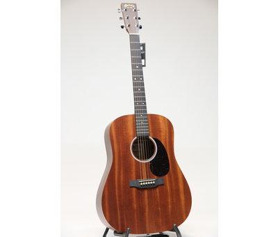 Martin Martin D-10E-02 Sapele | Road Series | Massieve semi akoestische gitaar