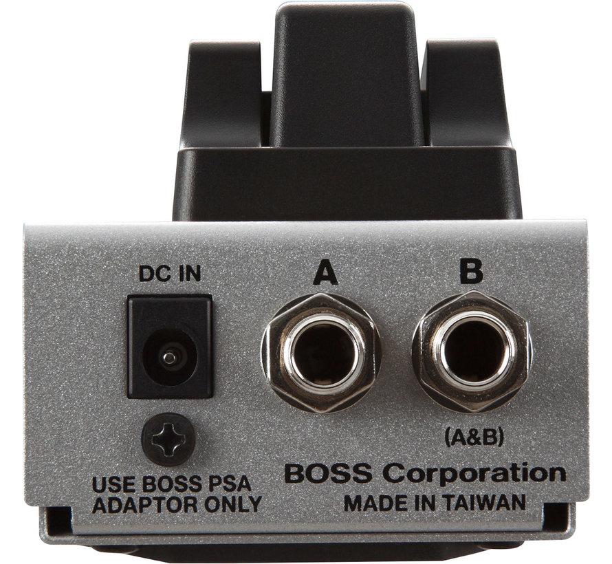 Boss FS-7   Dual Footswitch