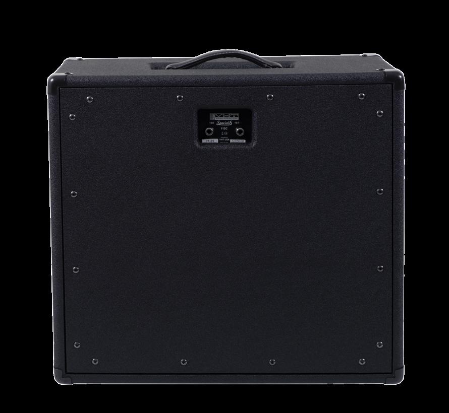 VHT AV-D-112VHT VHT AV-D-112VHT D-Series 1x12 Gesloten achterkant Cabinet